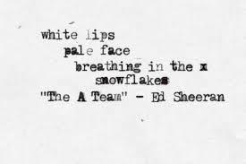 ed sheeran lyrics quotes music lyrics quotes tumblr ed sheeran quotesta