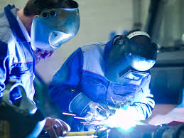 welding ventilation system weld schools and fume collection robovent