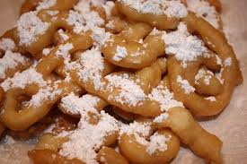 funnel cake recipe u2014 dishmaps