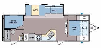 2016 light travel trailers by highland ridge rv camper floor plans