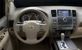 nissan armada platinum interior car picker nissan armada interior images