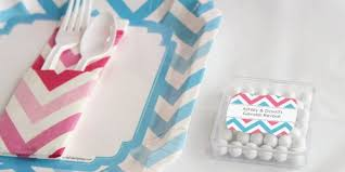 reveal baby shower chevron gender reveal baby shower theme bigdotofhappiness