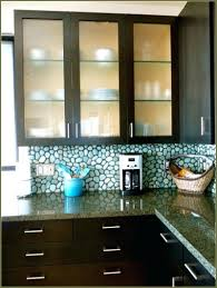 Frosted Kitchen Cabinet Doors Uncategorized Frosted Glass Kitchen Cabinet Doors Inside