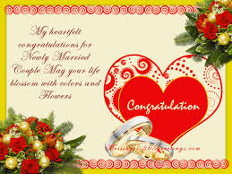 Wedding Day Wishes For Card Wedding Wishes And Messages 365greetings Com