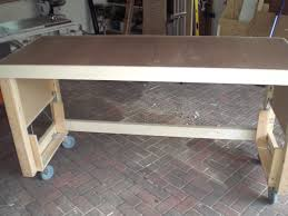 Wood Saw Table Wood Magazine Outfeed Table Ridgid Plumbing Woodworking And