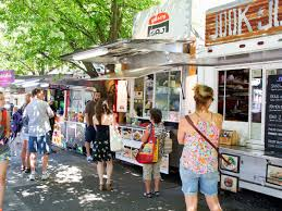 Portland Food Carts Map by Portland U0027s Famous Food Carts Alter Their Hours Due To Weather