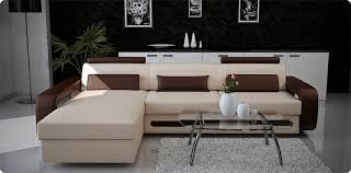 Condo Sectional Sofa Modern Custom Leather Sofa Sectional Sofas And Sofa Furniture In