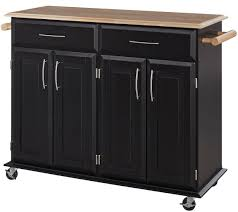 home styles dolly madison kitchen island cart page 1 u2014 qvc com