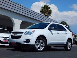 2015 used chevrolet equinox like new one owner crfx crtfd at