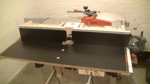 central machinery table saw fence router table fence for the mafell erika table saw table saw fence
