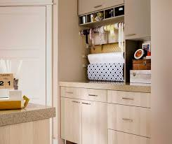 Kitchen Craft Ideas Craft Room Cabinets In Thermofoil Kitchen Cabinetry Inside Ideas