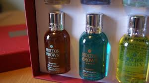 beauty review molton brown stocking fillers set a life with frills