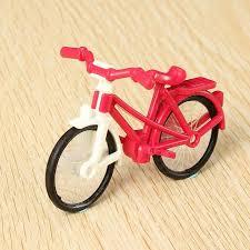 tiny q 5cm bike mini ornament dollhouse furnishing articles sale