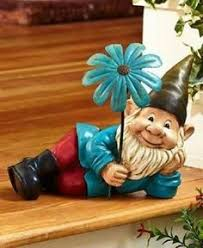 Gnome Garden Decor Details About Outdoor Yard Decor Fishing Gnome Garden Statue Red