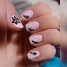 imagenes de uñas decoradas con konad uñas nail sting konad zj art estadas mimi miriam rosa