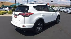 used certified one owner 2017 toyota rav4 le awd suv carson city