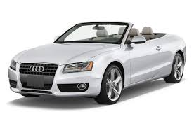 white audi a5 convertible luxury convertible comparison 2010 audi a5 vs 2010 bmw 335i vs