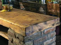 outdoor kitchen countertops ideas outdoor countertop ideas kitchen made out of salvaged wood cheap