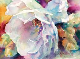 color mixing whites for vibrant results in watercolor and pastel