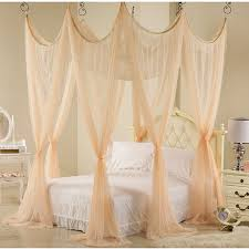 Outdoor Curtain Fabric by Curtain Elegant And Affordable Mosquito Netting Curtains For Your