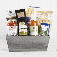 pasta basket pasta gift basket italian gourmet baskets ditalia food imports