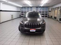 2017 jeep altitude black 2017 used jeep cherokee altitude fwd at landers alfa romeo fiat