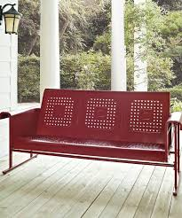 Front Porch Patio Furniture by 185 Best Porch Gliders Images On Pinterest Porch Glider Vintage