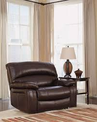 vance black power recliner the furniture mart