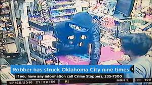 serial robber in oklahoma city sought youtube