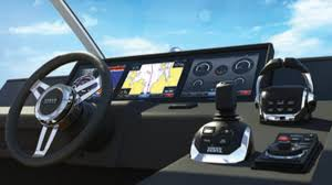 volvo unveils the glass cockpit trade only today
