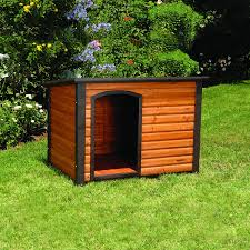 amazon com precision pet outback log cabin dog house pet