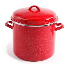 articles with le creuset red enamel stock pot tag enameled stock
