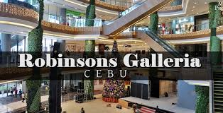Galleria Interiors Touring Robinsons Galleria Cebu U2013 My Cebu Photo Blog