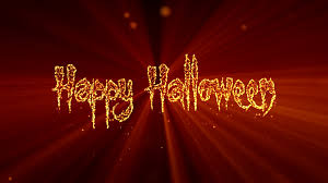 Happy Halloween Light Animation Motion Background Videoblocks