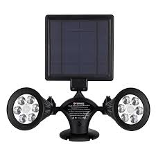 solar lights motion sensor outdoor opernee upgraded double