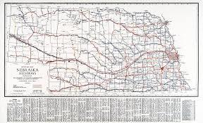 file official map nebraska state highway system 1940 png