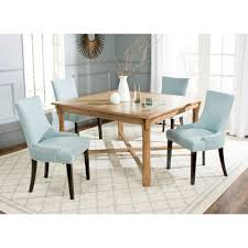 Kitchen Dining Furniture by Safavieh Bleeker Oak Dining Table Amh6643a The Home Depot