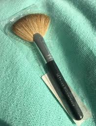 bare minerals fan brush bareminerals light stroke fan brush ebay