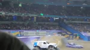 monster truck show toronto monster jam 2016 toronto 2nd show january 17 bounty hunter