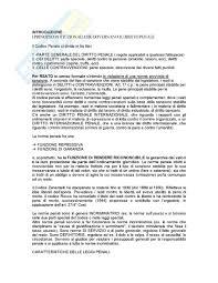 dispense diritto penale penale padovani appunti