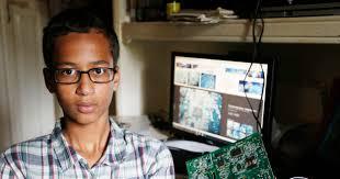 Obama Cool Clock by Ahmed Mohamed Is Silicon Valley U0027s New Hero Wired