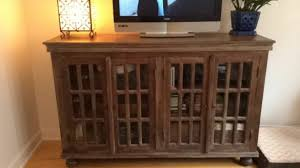 Media Cabinets With Glass Doors Storage Cabinets Marvellous Console Storage Cabinet