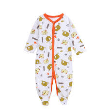 baby clothing romper foot cover baby boy pajamas romper
