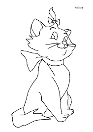 aristocats coloring pages kids coloring