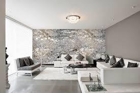 gemütlich tapeten wohnzimmer modern grau beautiful tapetenmuster - Tapeten Wohnzimmer Modern