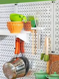 pegboard kitchen ideas 42 best kitchen pegboard images on kitchen pegboard