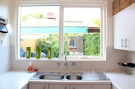 bathroom engaging ideas about kitchen sink window sinks blinds