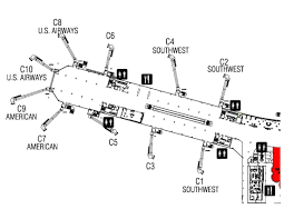 Philadelphia International Airport Map Southwest Virtual Resources