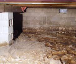 crawl space encapsulation in cleveland akron elyria canton oh