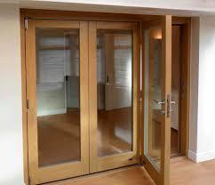 Folding Exterior Patio Doors by Stunning Wooden Patio Doors Patio Doors Exterior Doors The Home